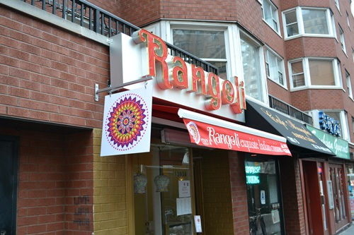 Rangoli Indian Cuisine Locations