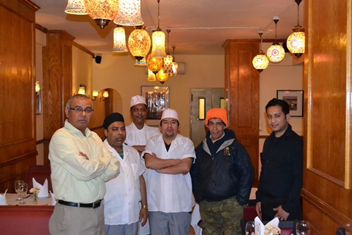 Rangoli Indian Cuisine - Our Staff